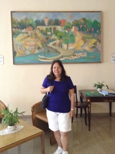 Mom inside G. H. Cesare Augusto
